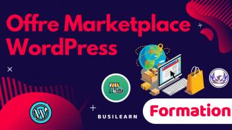 Créez votre Marketplace WordPress + Formation incluse