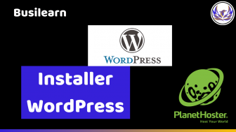 Tuto PlanetHoster – Souscription et installation de WordPress